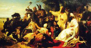 Calife_Abbasside_Charlemagne