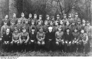 Der Großmufti von Jerusalem bei den bosnischen Freiwilligen der Waffen-SS
