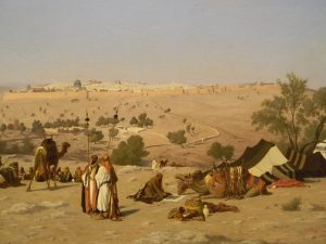 Charles-Théodore_Frère,_Jerusalem_et_ses_environs_1837