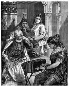 juifs-tunisie-1881-shutterstock_268983140