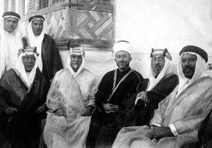 atassi_husayni_and_arslan_in_saudi_arabia