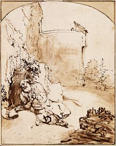 rembrandt_harmenszoon_van_rijn_-_the_prophet_jonah_before_the_walls_of_nineveh_c-_1655_-_google_art_project